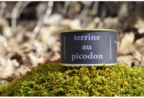 Terrine au Picodon fermier AOP