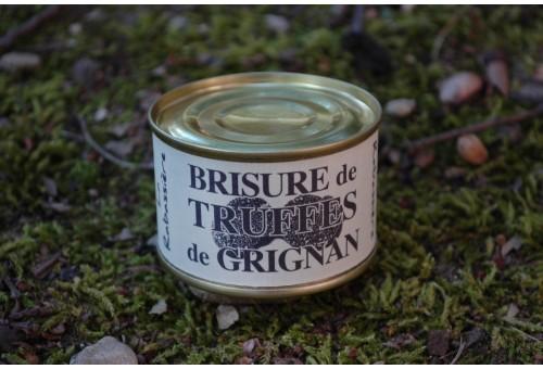 BRISURES DE TRUFFES DE GRIGNAN