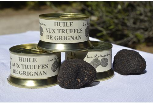 Huile aux Truffes de Grignan