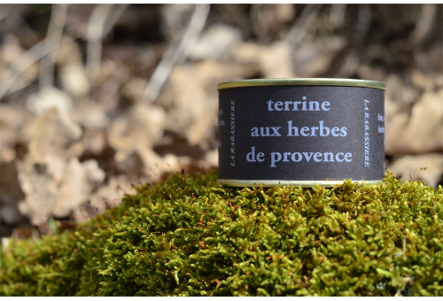 Terrine with Herbs of Provence